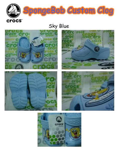 Crocs Anak Bumpt Unisex Size rumah bamboo shop murah sepatu dan sandal crocs
