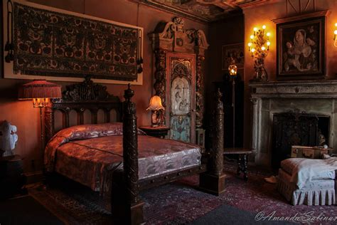 castle bedroom hearst castle the bedrooms broken window photography