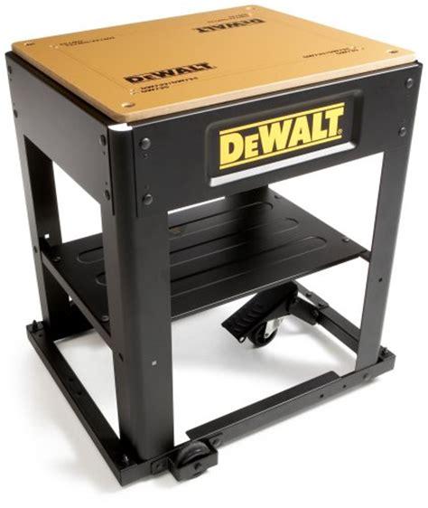 dewalt bench planer dewalt dw7350 planer stand with integrated mobile base