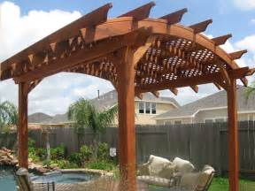 Wood Pergolas by Pergola Kits Easy Home Decorating Ideas