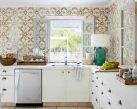 Spanish Style Rugs Spanish Tiles Transitional Kitchen Tom Scheerer