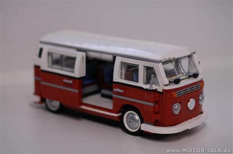 Tiny 2 legoalarm vw bus t2 lego bulli t1 vw t1 t2 amp t3
