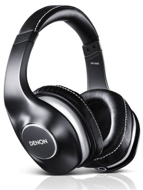very comfortable headphones denon ah d600 headphones well built and very comfortable