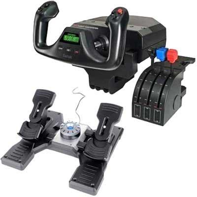 Mouse Yoke steering problems fsx tips tricks