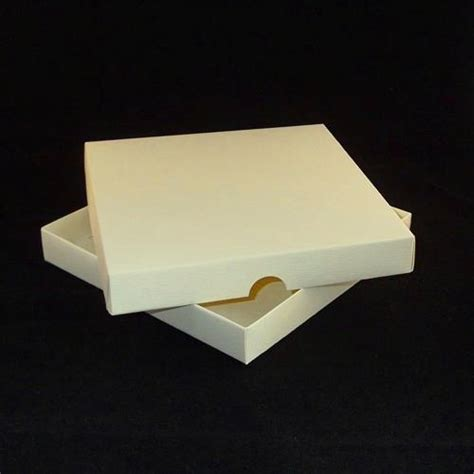 Boxes For Handmade Cards - 6x6 ivory greeting card boxes for handmade cards