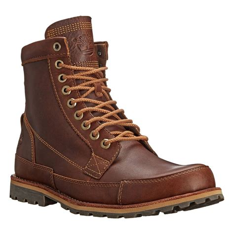 timberland earthkeepers original 6 inch mens casual boot
