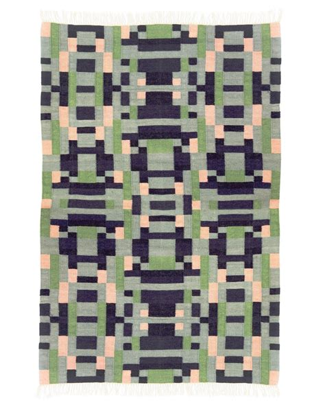 green dhurrie rug eent shades of blue moss green pink dhurrie rug
