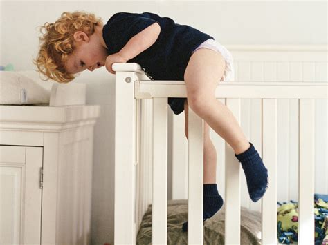 2 Year Keeps Climbing Out Of Crib by Is Your Toddler Climbing Out Of His Crib