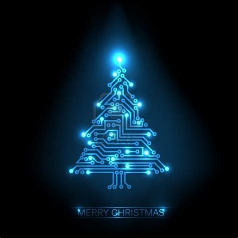 pin christmas tree digital art on pinterest