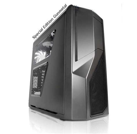 Nzxt Phantom 410 Se buy nzxt phantom 410 gunmetal gaming computer at