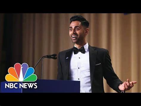 nbc news white house correspondent hasan minhaj s correspondents dinner roast in 2 minutes
