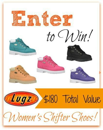 Sweepstakes Free Stuff - giveaway 3 readers win women s shifter shoes from lugz
