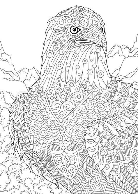 res stock vector stylized eagle hawk falcon