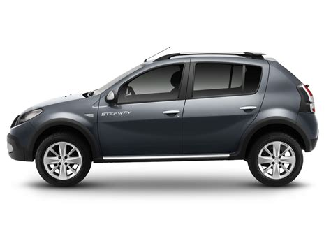 renault sandero stepway black 2012 renault sandero stepway pictures information and