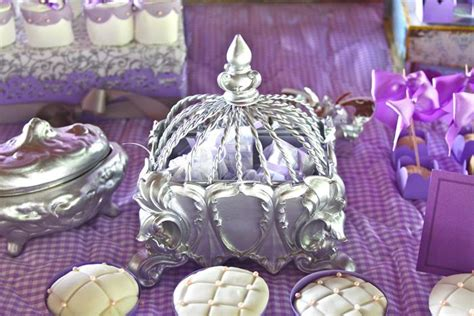Princess Sofia Decorations by Kara S Ideas Purple Princess Sofia The