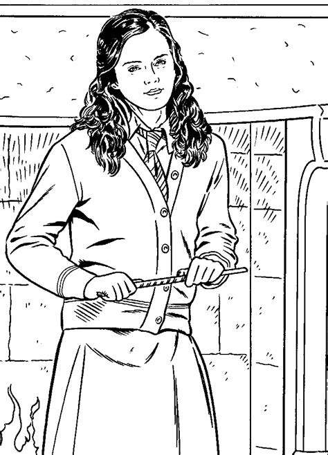 coloring pages harry potter and the goblet of fire harry potter and the goblet of fire coloring pages