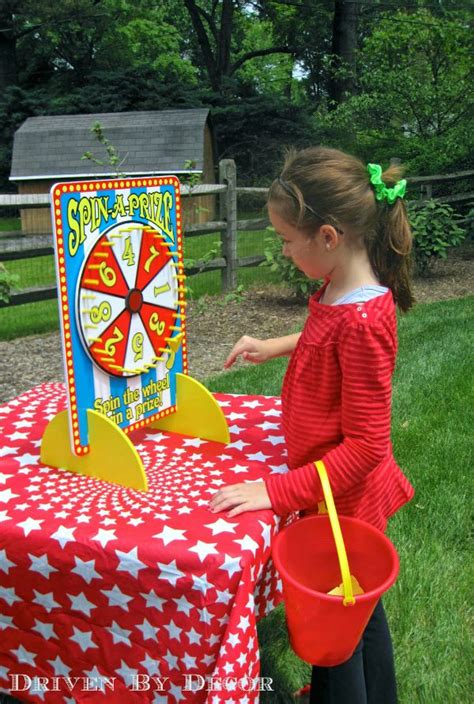 carnival themed birthday games a carnival circus themed birthday party driven by decor