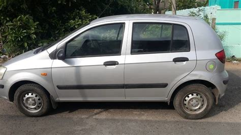 hyundai address in chennai used 2005 hyundai getz 2004 2007 gls d1235842 for sale
