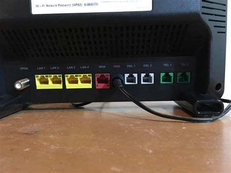 bell home hub 2000 dsl modem and router aka sagemcom fast