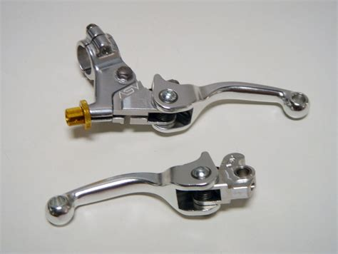 Lever Cluth Brake Asv asv f1 shorty brake clutch levers kit pair pack kawasaki