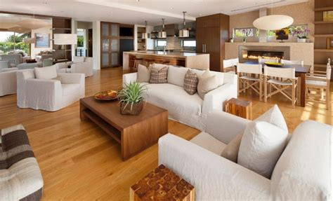 how to decorate living room how to decorate a kitchen that s also part of the living room