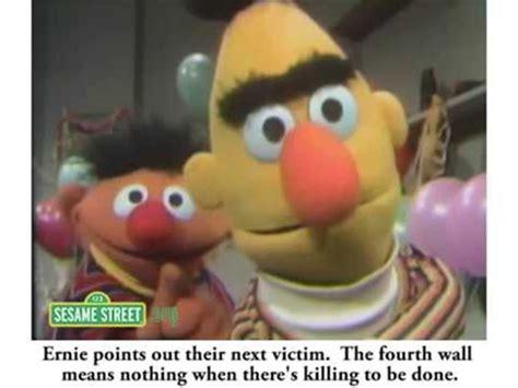Dark Sesame Street Memes - 19 of the best bertstrips memes smosh
