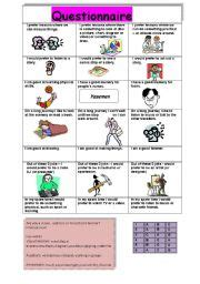 printable quiz to determine learning style gallery for gt different learning styles quiz