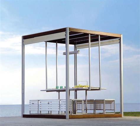 gazebo moderni gazebo design 20 modelli molto originali mondodesign it