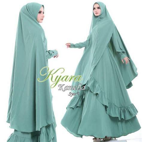 Gamis Obiyan By Kyara murah n ori collection kamelia syar i by kyara