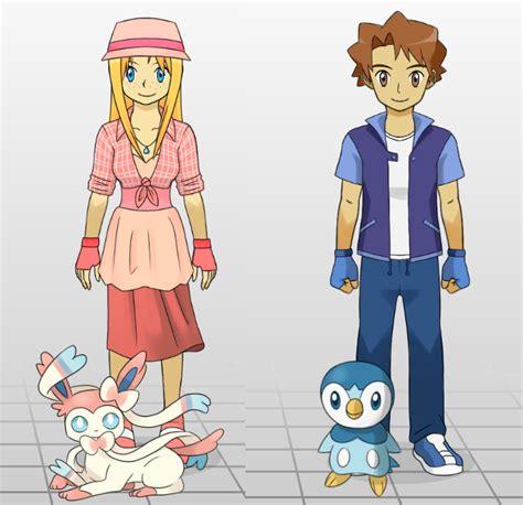 Pokemon Trainer Girl Creator | pokemon trainer creator deviantart images pokemon images