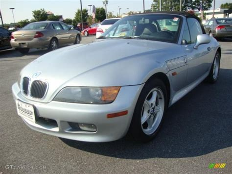 1998 arctic silver metallic bmw z3 1 9 roadster 32466683 gtcarlot car color galleries