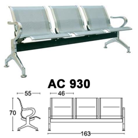 Kursi Ruang Tunggu Chitose kursi tunggu chairman type ac 930 jual daftar harga furniture kantor di jakarta