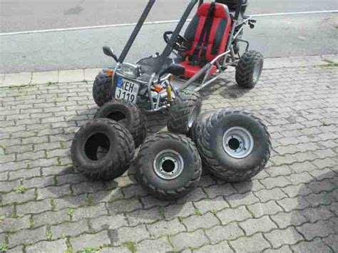 Gebrauchte Motor Go Karts by Buggy Quat Gokart Top Stra 223 Enzulassung Angebote Dem