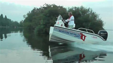 legend boats factory tour boston whaler unsinkable legend tour youtube