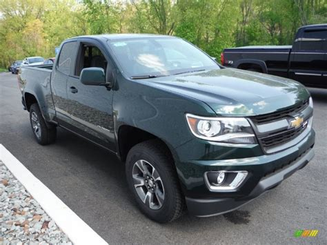 chevy colorado green 2015 chevrolet colorado rainforest green autos post