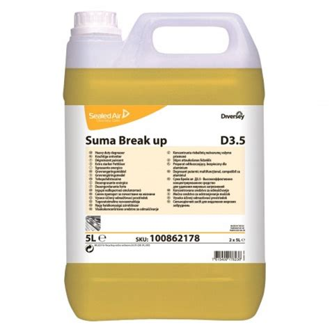 suma up d3 5 heavy duty degreaser 5 litre 2 pack