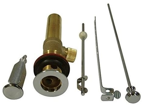 Plumbing Fixture Parts by Kingston Brass Plumbing Parts Pop Up Drain Assembly
