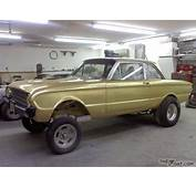 1961 Ford Falcon The High Life Gasser