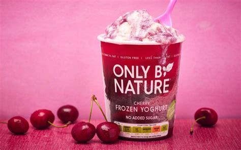 sugar frozen yogurt brand   nature debuts