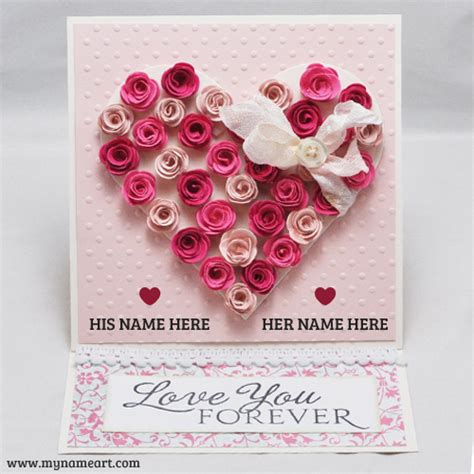 beautiful greeting cards with my name and lover create greetings card pictures for him or husband