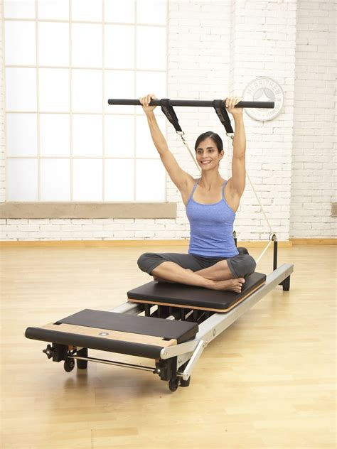 stott pilates at home spx reformer bundle oh kiji