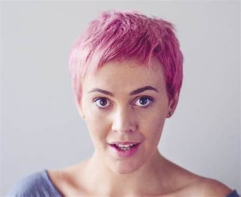 haircuts for colored pink hair pink hairstyles short hair pictures fashion female