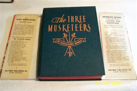 The Three Musketeers By Alexandre Dumas the three musketeers by alexandre dumas whitman