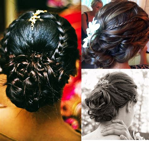 indian hairstyles with buns indian bun hairstyles for long hair