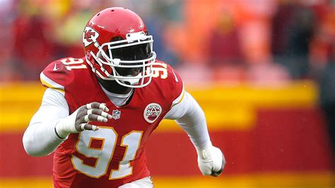 Nfl Mba Internship by Tamba Hali Recalls His Career Sack Which Was On