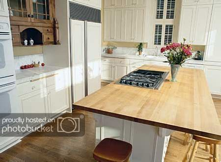Pictures  small kitchen island with seating on end
