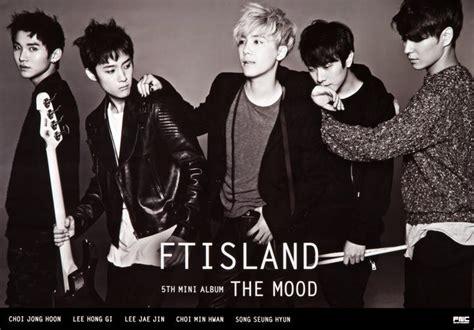 Ftisland The Mood yesasia ftisland 5thミニアルバム the mood 筒ケース入りポスター cd ftisland エフティ アイランド 韓国の音楽cd 無料配送