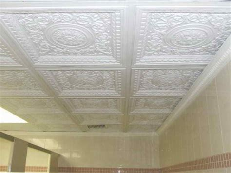 Commercial Bathroom Design Ideas by Decorative Ceiling Tiles Ideas The Sophisticated Beauty