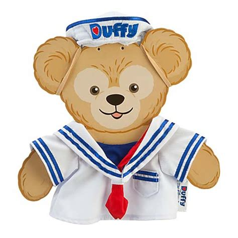 Your WDW Store   Disney Duffy Bear Clothes   Navy Sailor Costume
