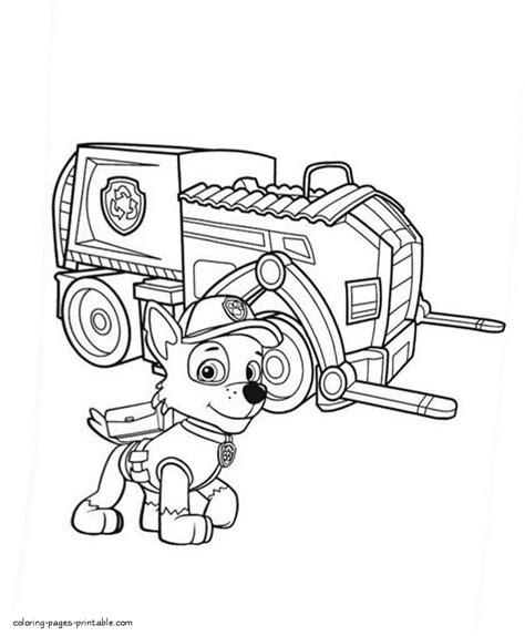 paw patrol vehicles coloring pages paw patrol coloring printable sketch coloring page